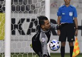 Persepolis' Lak Nominated for ACL 2020 Team Goalkeeper