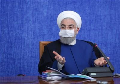 روحانی: دولت میکوشد تا مردم را برای ورود به بازار سرمایه تشویق کند