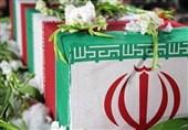 پیکر مطهر 3 شهید از سربازان گمنام امام زمان(عج) در زاهدان تشییع شد