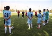 اعلام زمان برگزاری تمرین تیم ملی فوتبال با حضور خبرنگاران/ برگزاری بازی با سوریه بدون تماشاگر