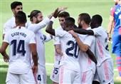لالیگا| رئال مادرید با شکست لوانته صدرنشین شد