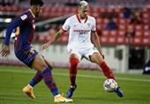 لالیگا| بارسلونا مقابل سویا متوقف شد