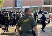Heavily Armed Black-Clad Militia March against Police Violence in Louisiana (+Video)