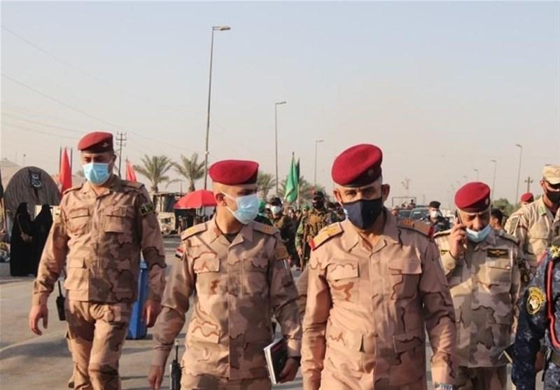 عراق: بین الاقوامی ہوائی اڈے کے گرد و نواح میں سخت حفاظتی اقدامات