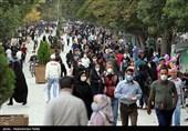 تذکر شفاهی پلیس به افراد فاقد ماسک در تهران/ اعمال برخورد سلبی پس از تذکرات شفاهی