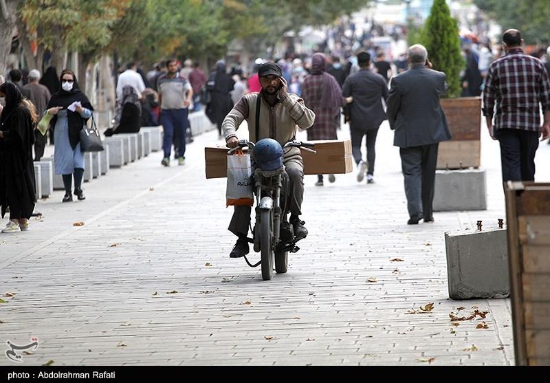 وضعیت وخیم شیوع کرونا در استان خراسان رضوی؛ مشهد همچنان قرمز است