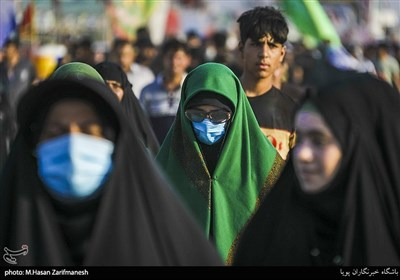 Great March Underway in Iraq to Commemorate Arbaeen
