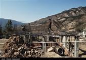 فرمانده سپاه استان کهگیلویه و بویراحمد: تا آخرین لحظه در کنار مردم زلزلهزده خواهیم بود