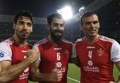 کنعانیزادگان، خلیلزاده و آقایی نامزد بهترین مدافع لیگ قهرمانان آسیا شدند