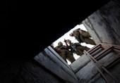 تلاش صهیونیستها برای اتمام پروژه دیوار زیرزمینی در مرز نوار غزه