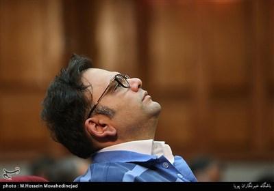 آغار سومین جلسه محاکمه محمد امامی