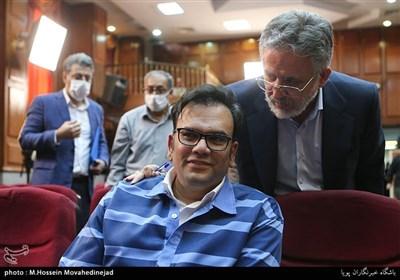 محاکمه محمد امامی  زن و شوهری که اموال صندوق ذخیره فرهنگیان را بخشیدند