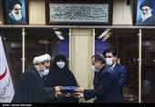 امضای تفاهمنامه جمعیت هلال احمر و کانون های فرهنگی مساجد