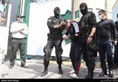 دستگیری اراذل و اوباش و عاملان تیراندازی به پلیس در شهرستان ایذه