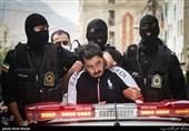 فیلم| عربدهکش مشیریه در شهر گردانده شد