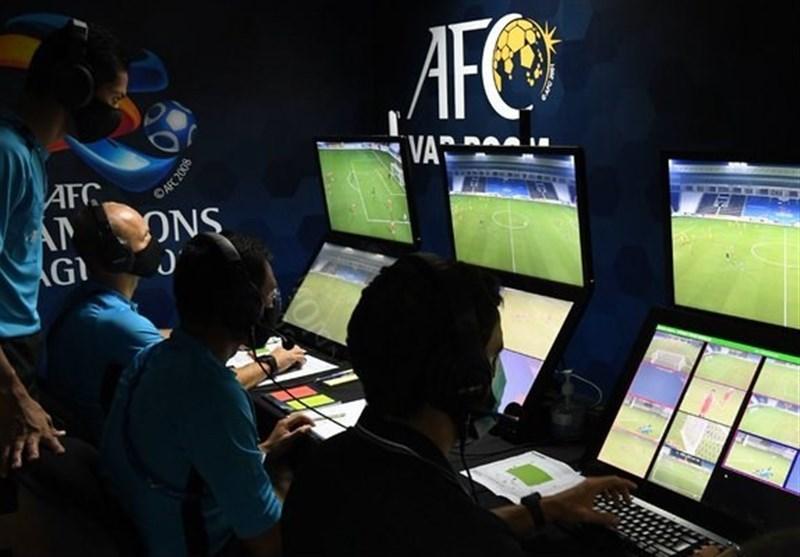 کنفدراسیون فوتبال آسیا (AFC) , کمک داور ویدئویی (VAR) , فدراسیون فوتبال , فدراسیون بینالمللی فوتبال (فیفا) , جام جهانی 2022 ,