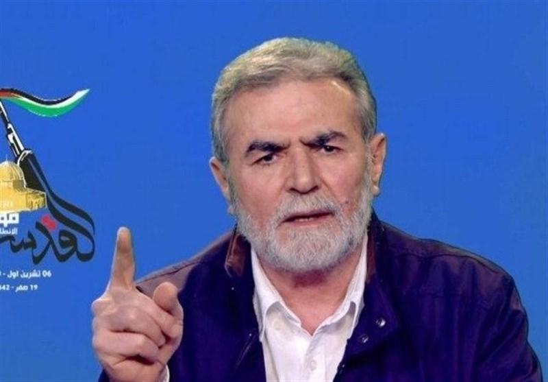زیاد النخاله: با اقتدار به مبارزه با رژیم صهیونیستی ادامه خواهیم داد