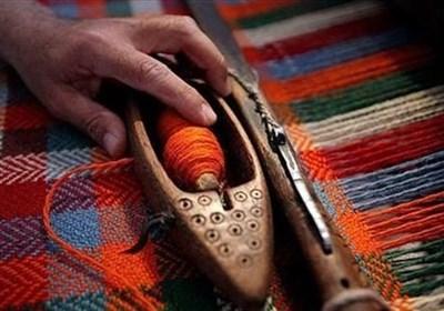 فروش حلقه مفقوده صنایع دستی در استان البرز است/ لزوم حمایت از آثار هنری هنرمندان
