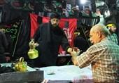 موکبداران اربعین حسینی سمنان قبل از اعزام به عراق واکسینه میشوند