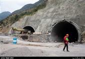 تونل دوم حیران در جاده اردبیل - آستارا به بهرهبرداری میرسد