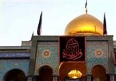 عکس| آماده سازی منطقه زینبیه دمشق برای برگزاری مراسم اربعین
