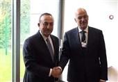 سفر وزیر خارجه یونان به ترکیه