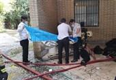 جزئیات آتشسوزی مرگبار در اردوگاه باهنر تهران + تصاویر