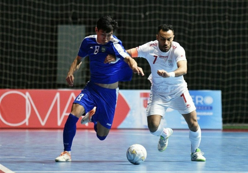 Iran Futsal to Play Japan in August