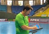 ناظمالشریعه: به خاطر ناهماهنگی بازیکنان مقابل ازبکستان به سختی افتادیم