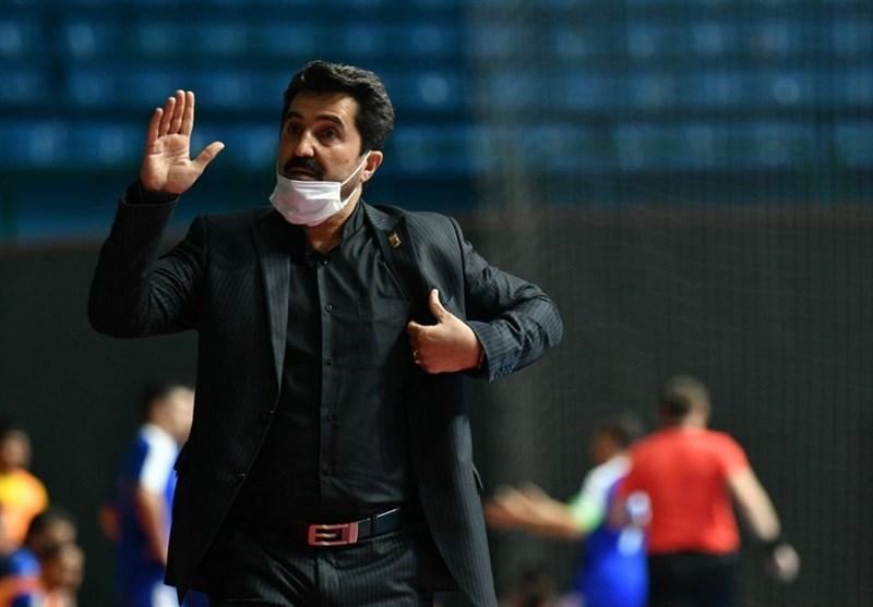 Iran Futsal Coach Nazemalsharia Tests Positive for COVID-19