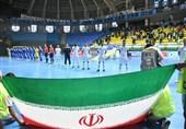 Iran Futsal Still Best Asian Team, Sixth in World