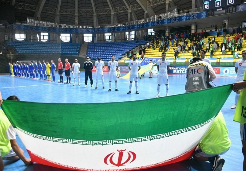 Iran Futsal Still Best Asian Team, Sixth in World