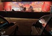 هیئت خودرویی در چهارمحال و بختیاری به روایت تصویر