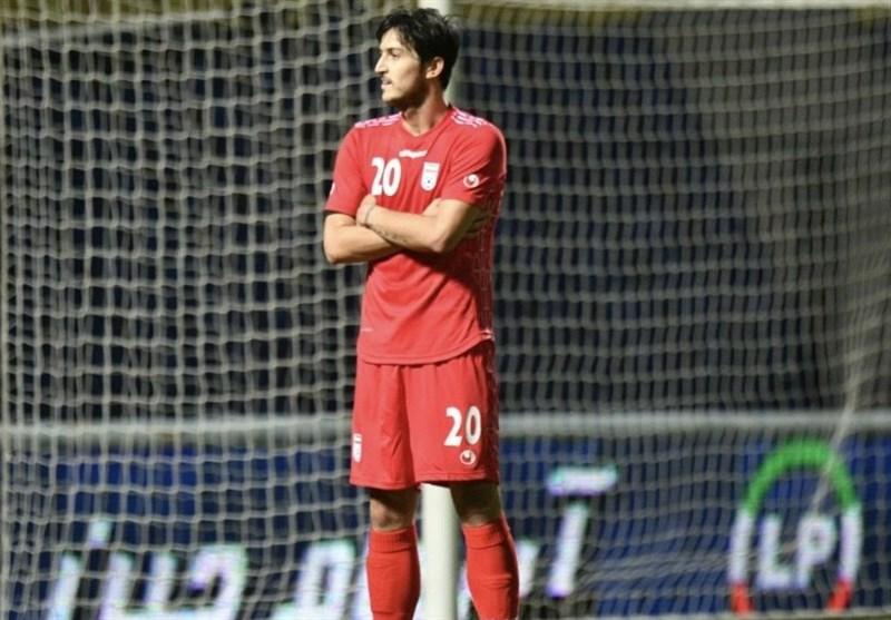 Azmoun Chosen AFC National Team Player of the Week