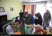 شیوع کرونا در مراکز نگهداری سالمندان و معلولین استان همدان کنترل شده است