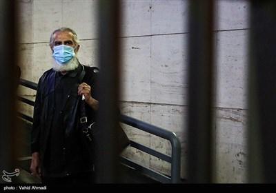 بیمارستان جم بعد از اعلام خبر فوت محمدرضا شجریان