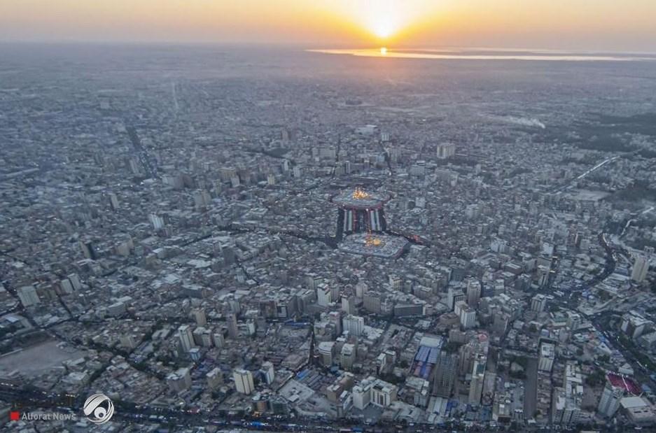 کشور عراق , اربعین حسینی| راهپیمایی اربعین ,