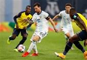 انتخابی جام جهانی 2022| پیروزی آرژانتین و اروگوئه مقابل رقبا با گلزنی مسی و سوارس