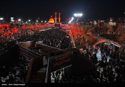 پاکستان، ایران اور عراق میں اربعین حسینی واک کے مناظر