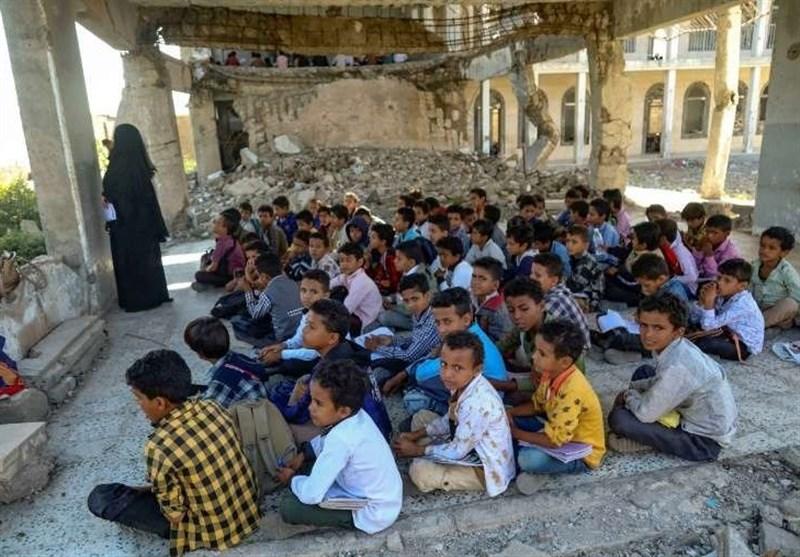 Yemeni Children Begin Classes in Ruins of War-Stricken Region (+Photos)
