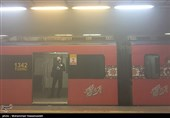 آمادهباش اورژانس تهران در ایستگاه متروی اکباتان