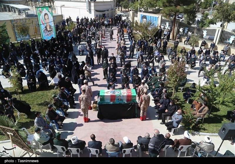 تشییع باشکوه شهید مدافع حرم در بابل / شهید رجاییفر در زادگاهش آرام گرفت