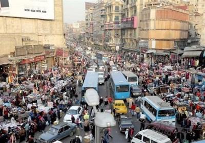 افزایش ۱میلیوننفری جمعیت مصر طی ۸ ماه!