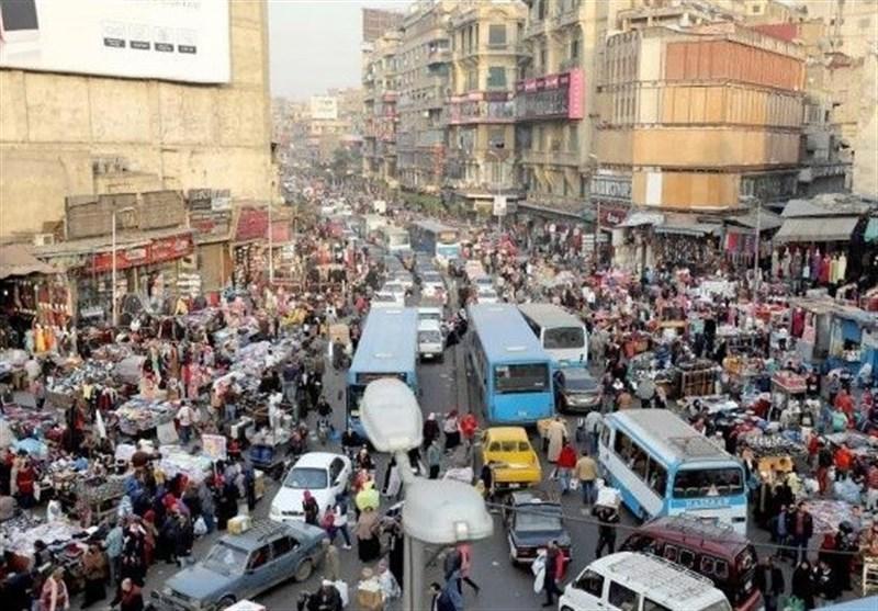 افزایش 1 میلیون نفری جمعیت مصر طی 8 ماه!
