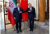 آغاز رایزنی ظریف با وزیر خارجه چین