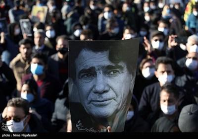 """هاشمی: مکاتبات نامگذاری خیابانی به نام """"محمدرضا شجریان"""" انجام شده است"""