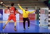 لیگ برتر هندبال| رضایت بازیکنان هوانیروز بعد از تساوی مقابل کیمیاکاشت