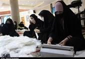 کمک مومنانه دانشجویان دانشگاه آزاد مازندران به روایت تصویر