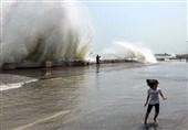 هشدار افزایش ارتفاع امواج در خلیجفارس و دریای عمان