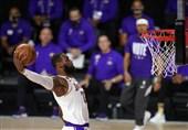 لیگ NBA| لیکرز و نتس پیروز شدند/ میلواکی مغلوب تورونتو شد